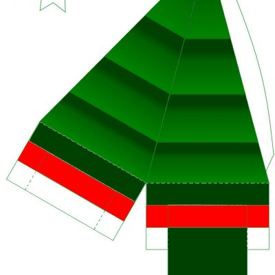 Christmas Tree Templates.