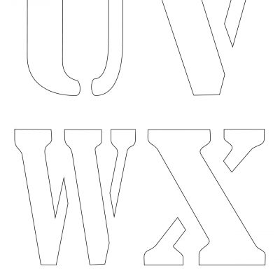 4_inch_letter_stencil_uvwx