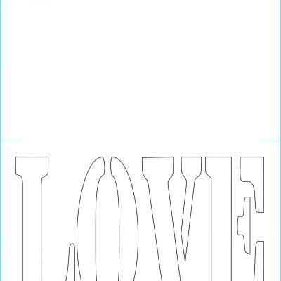 love-a4-stencil