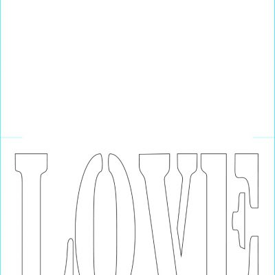love-a5-stencil